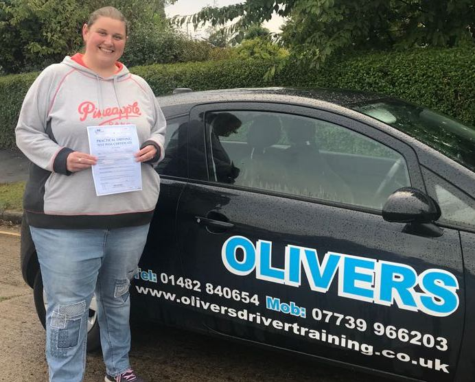 olivers driver training Hull Cottingham Anlaby Hessle Beverley